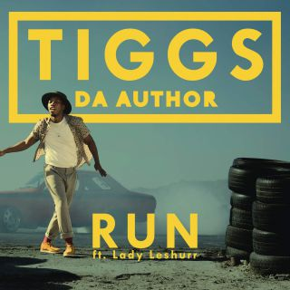 "TIGGS DA AUTHOR il nuovo travolgente singolo ""RUN"""