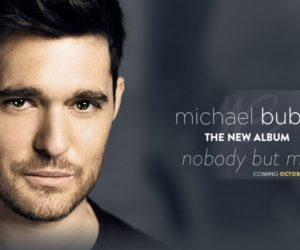 MICHAEL BUBLE' Nobody but me