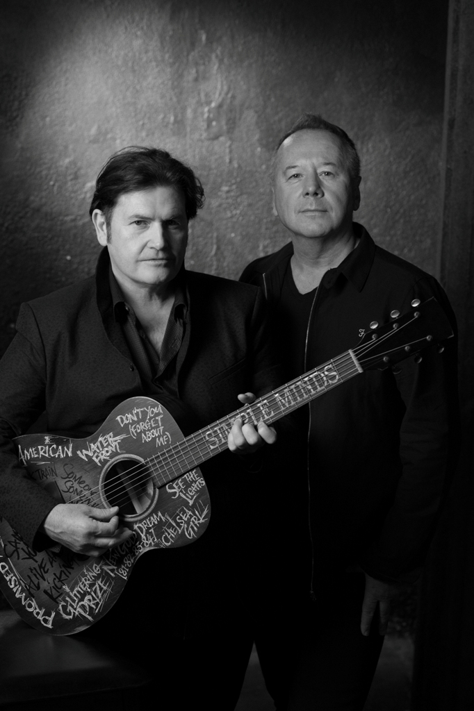 SIMPLE MINDS esce il nuovo album ACOUSTIC