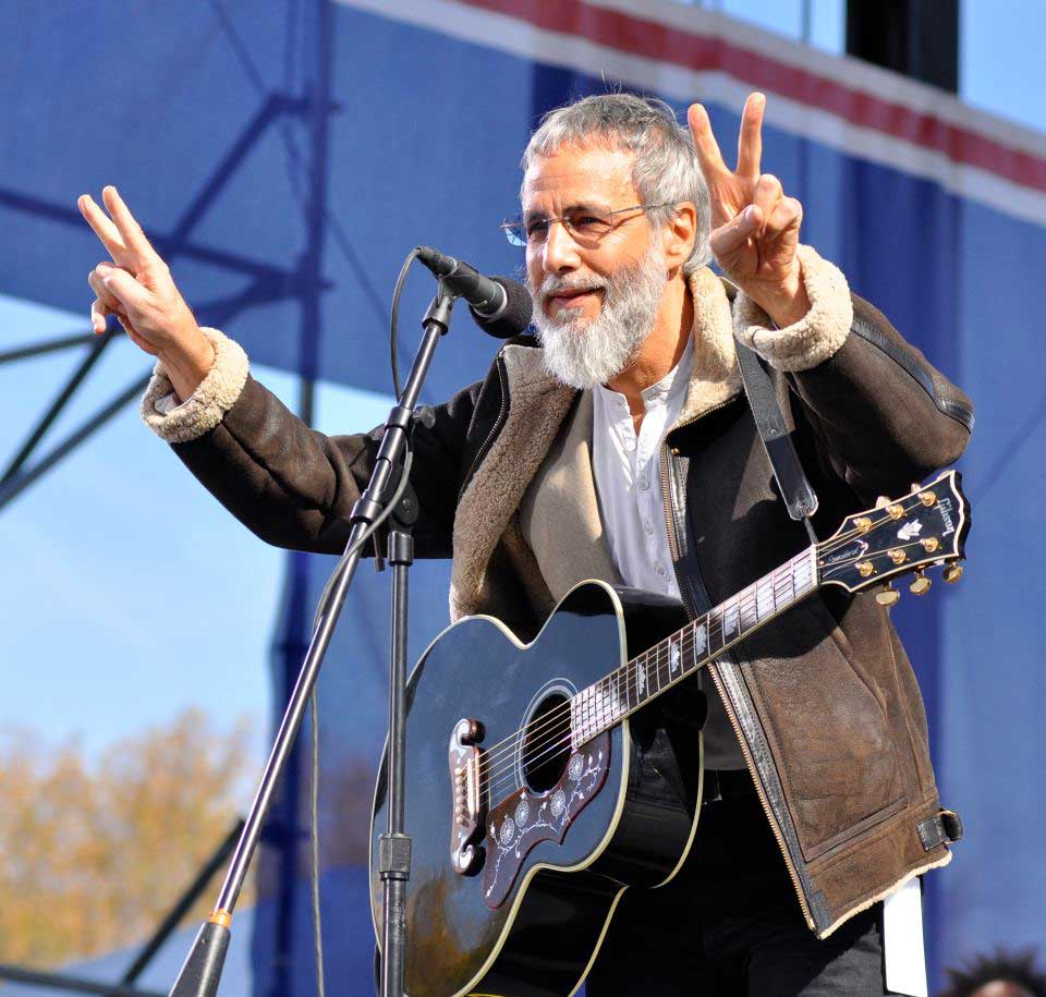 "Yusuf – Cat Stevens presenta ""Blackness Of The Night"", secondo brano tratto dal nuovo album"