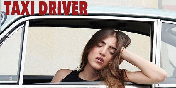 JOAN THIELE - TAXI DRIVER