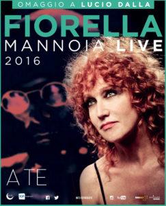 Fiorella Mannoia torna ad esibirsi in Sicilia