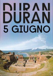 DURAN DURAN il 5 giugno al Teatro Antico di Taormina