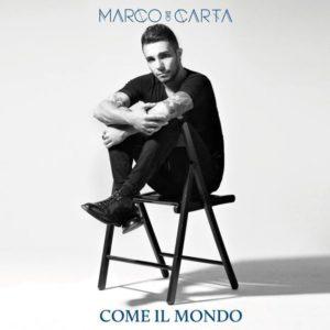 Marco Carta presenta il nuovo album