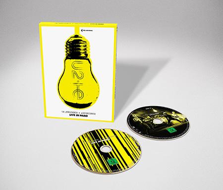 Finalmente è uscito il nuovo DVD degli U2