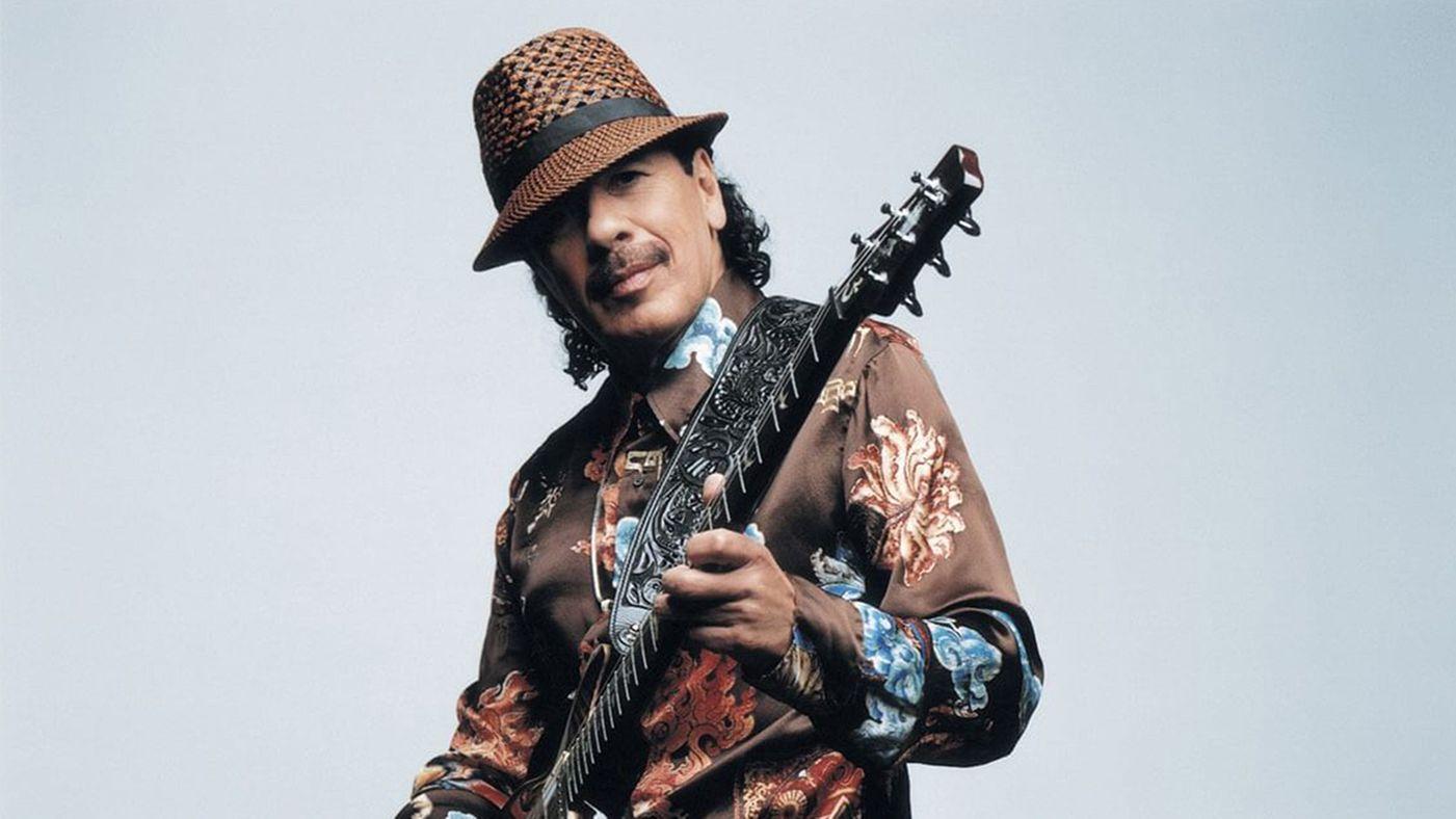 Leave me Alone il nuovo singolo di Carlos Santana