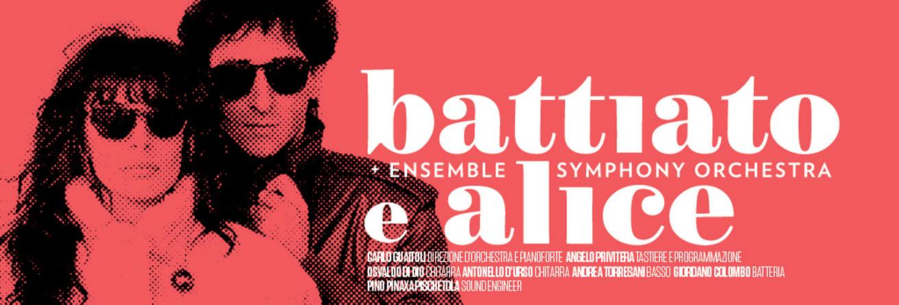 Battiato e Alice in concerto in sicilia