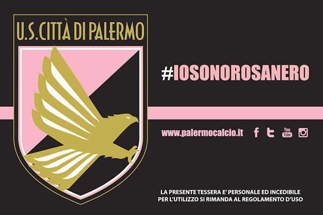 Campagna Abbonamenti 2016 2017 Palermo Calcio