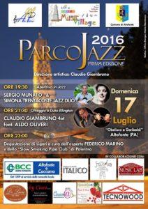 PARCO JAZZ 2016 - Prima Edizione
