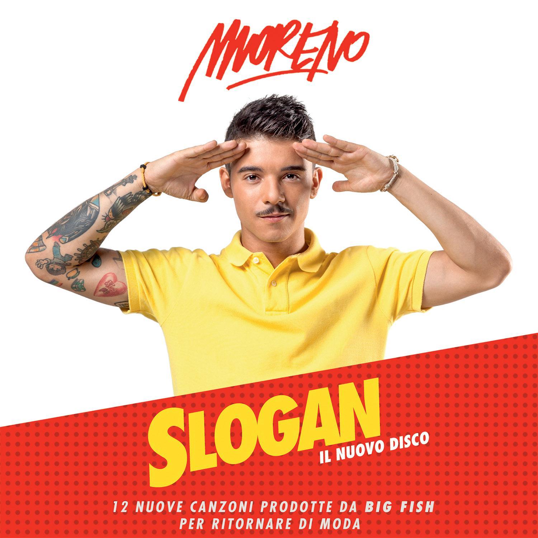 Moreno in concerto in Sicilia al Palermo Food Fest