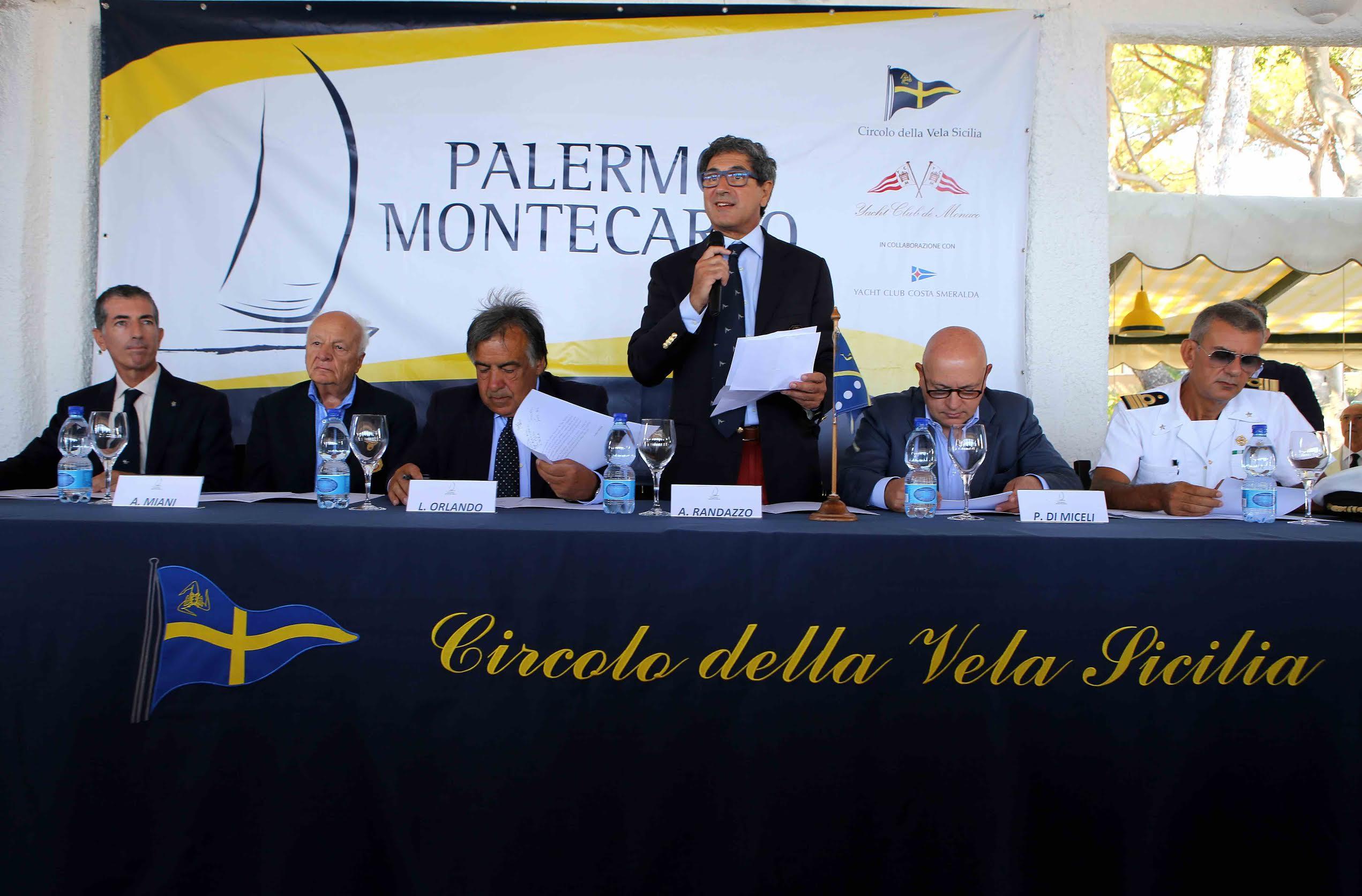 CDa Palermo a Montecarlo 500 miglia di fascino