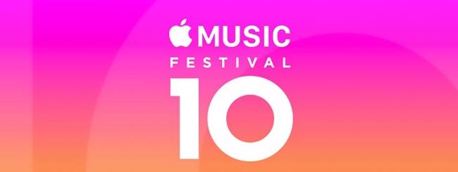 Apple Music Festival a Londra la grande musica dal vivo