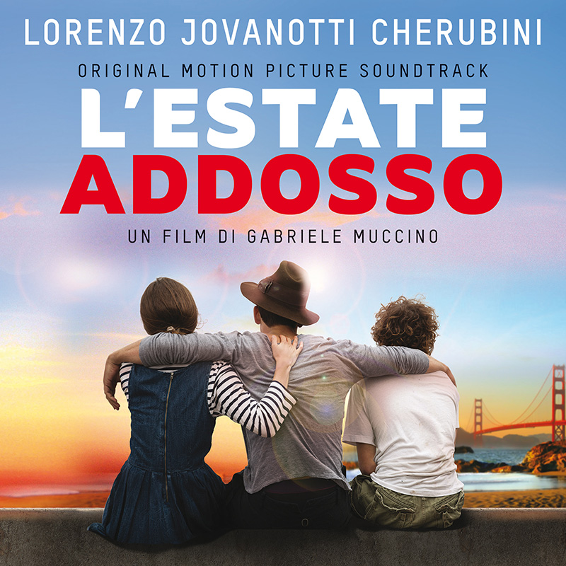 Arriva L'ESTATE ADDOSSO colonna sonora è di Jovanotti