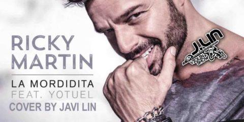 RICKY MARTIN di nuovo in radio con LA MORDIDITA