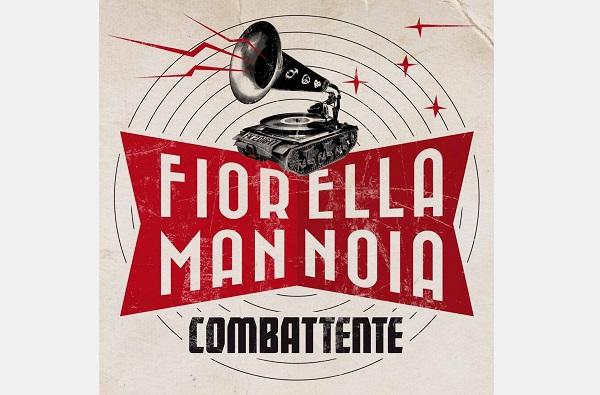 COMBATTENTE il nuovo album di FIORELLA MANNOIA