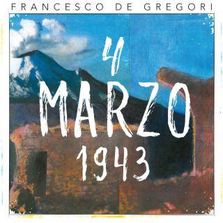 """FRANCESCO DE GREGORI arriva album live """"SOTTO IL VULCANO"""""""