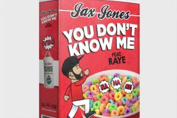 Jax Jones ritorna con You don't know me