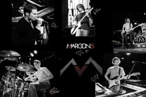 Nuovo singolo per i Maroon 5 - COLD