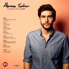 Alvaro Soler in concerto in Sicilia a Taormina