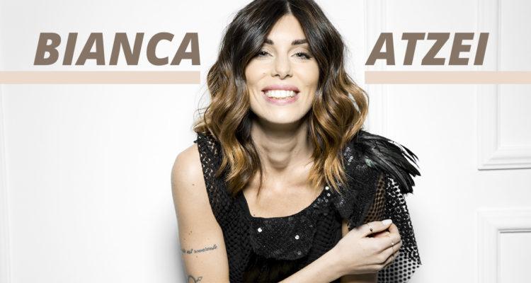 Sanremo 2017: Il nuovo singolo di Bianca Atzei Ora esisti solo tu