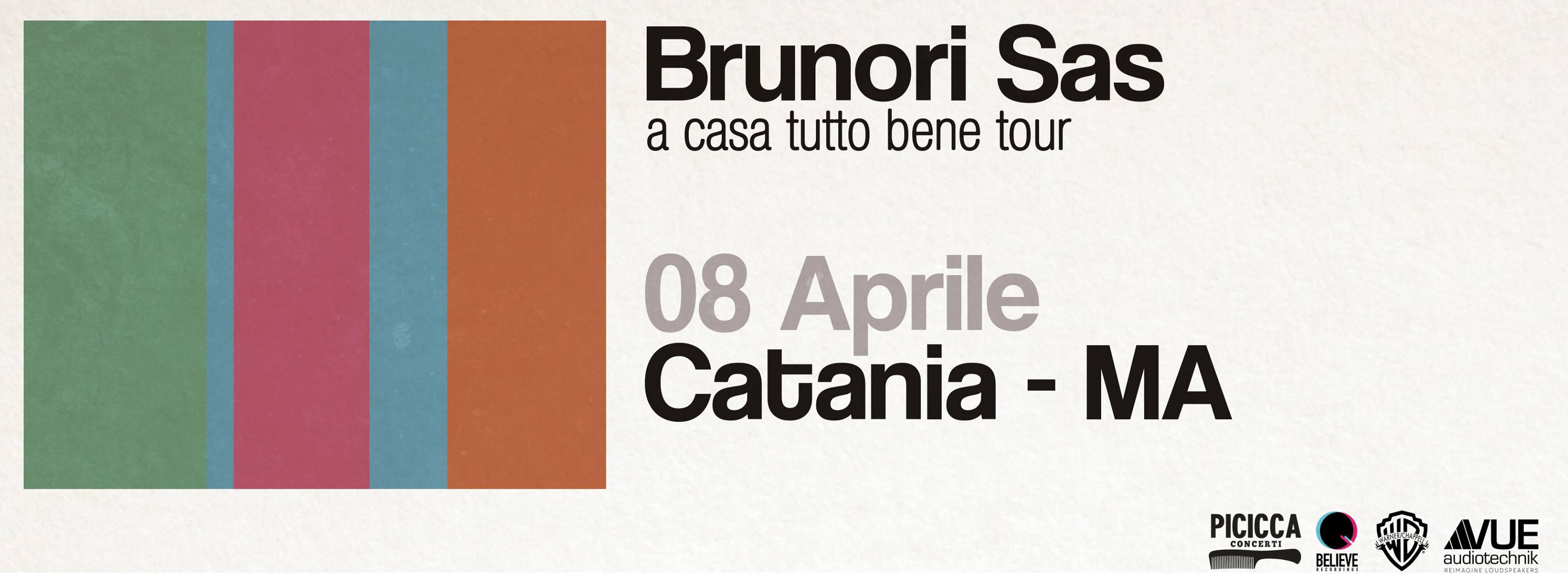 Brunori Sas a Catania