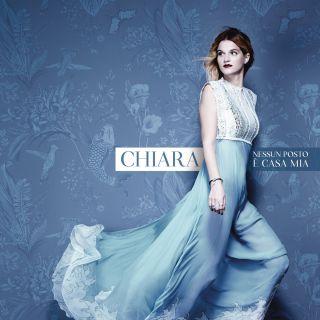 Sanremo 2017: CHIARA con NESSUN POSTO E' CASA MIA
