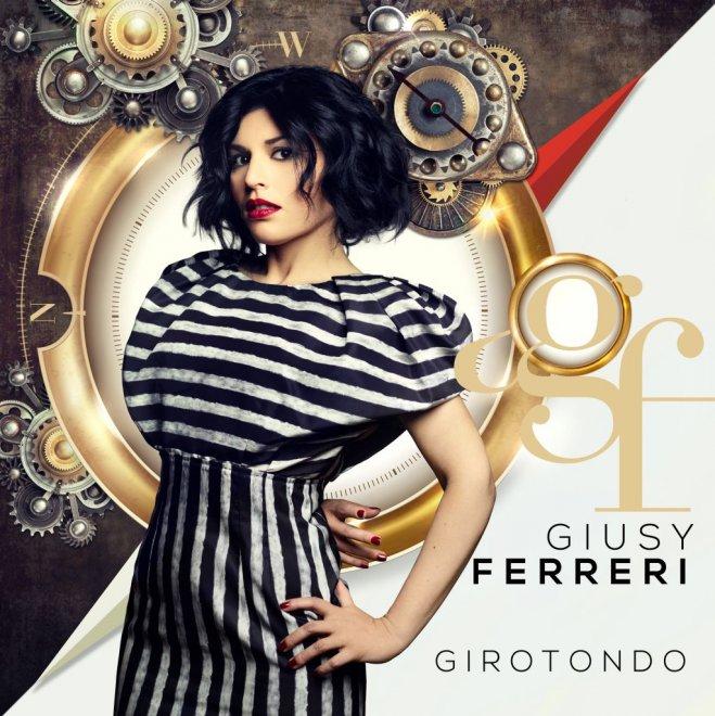 Giusy Ferreri torna con 'Girotondo', un album pieno di ospiti