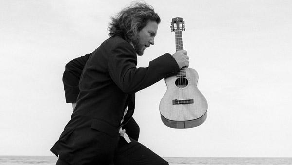 Eddie Vedder in concerto al teatro antico di Taormina