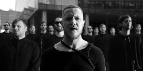 "IMAGINE DRAGONS il secondo singolo ""THUNDER"""