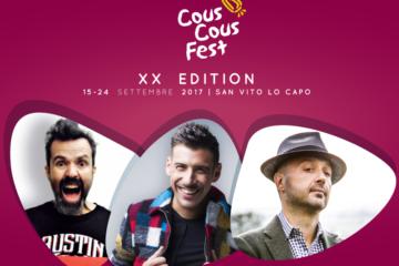 Jarabe De Palo Gabbani e Bastianich al Cous Cous Fest