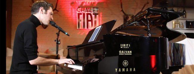 Giovanni Caccamo in concerto a Siracusa