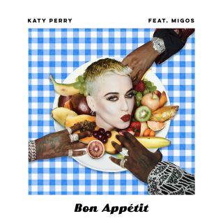 """KATY PERRY è tornata con il suo nuovo singolo """"Bon Appétit"""""""