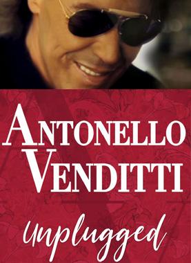 Antonello Venditti in concerto in Sicilia