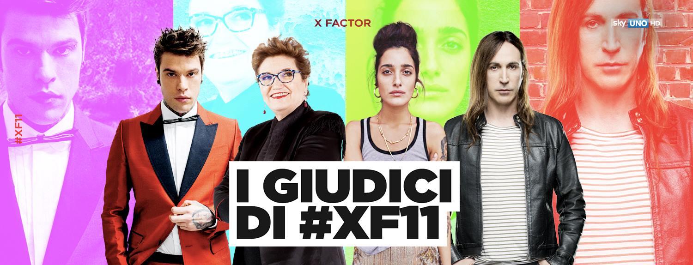 X FACTOR FINALMENTE ANNUNCIATI I NUOVI GIUDICI