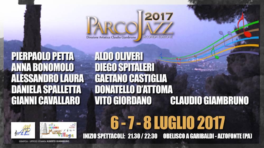 Arriva la nuova edizione di ParcoJazz 2017