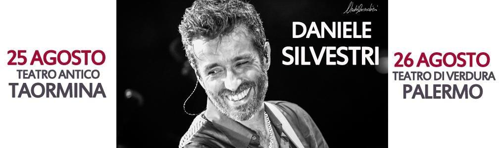 Daniele Silvestri in concerto a Palermo e Catania