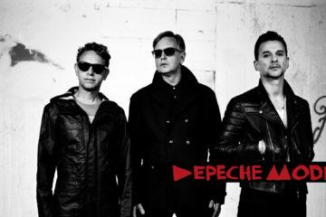 "DEPECHE MODE ""GOING BACKWARDS"" Il nuovo singolo"