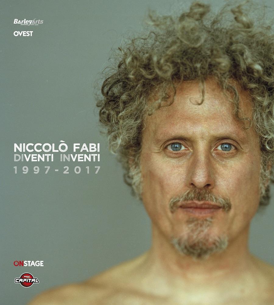 """NICCOLO' FABI """"Diventi Inventi"""" tour in sicilia"""