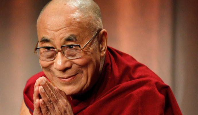 Il Dalai Lama ritorna a Palermo