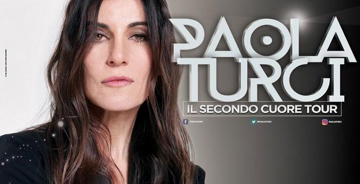 Il secondo cuore tour arriva Paola Turci in sicilia