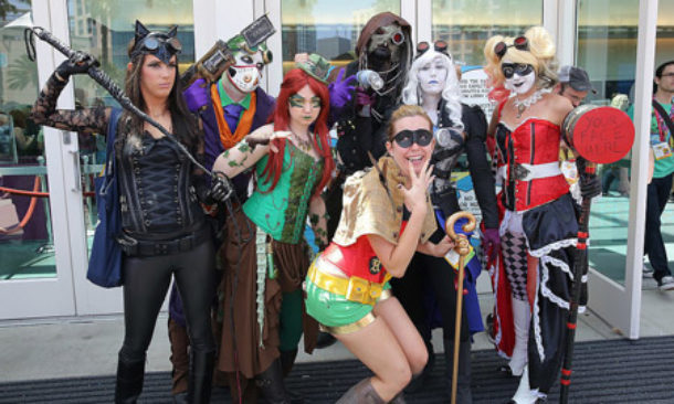 Torna a Palermo Comic Convention salone del fumetto