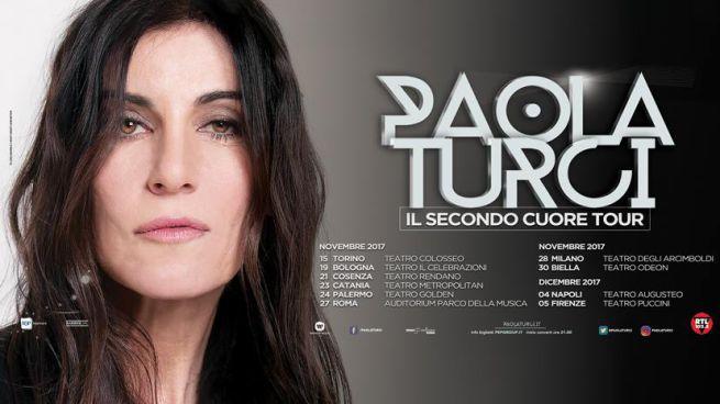 """OFF-LINE"""" è il nuovo singolo Paola Turci"""
