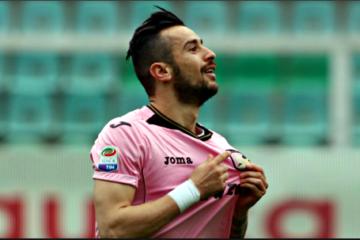 Serie B: Palermo batte l'Entella e vola in testa