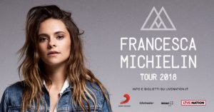 Francesca Michielin live a Catania @ Land La Nuova Dogana | Catania | Sicilia | Italia