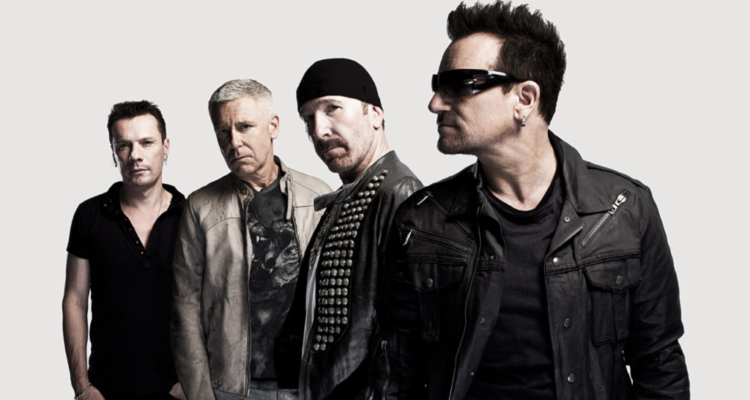 U2 il nuovo singolo Get Out Of Your Own Way