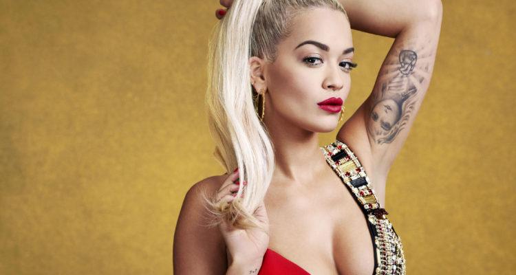 Rita Ora protagonista dello spot per Tezenis