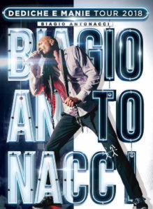 Biagio Antonacci 2 Maggio 2018 Pal'Art - Acireale