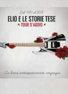 Elio e Le Storie Tese Tour D'Addio 17 Maggio 2018 Pal'Art - Acireale