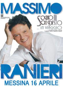 Massimo Ranieri-Sogno e Son Desto Teatro Vittorio Emanuele - Messina