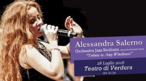 Alessandra Salerno & OJS - Tribute to Amy Winehouse